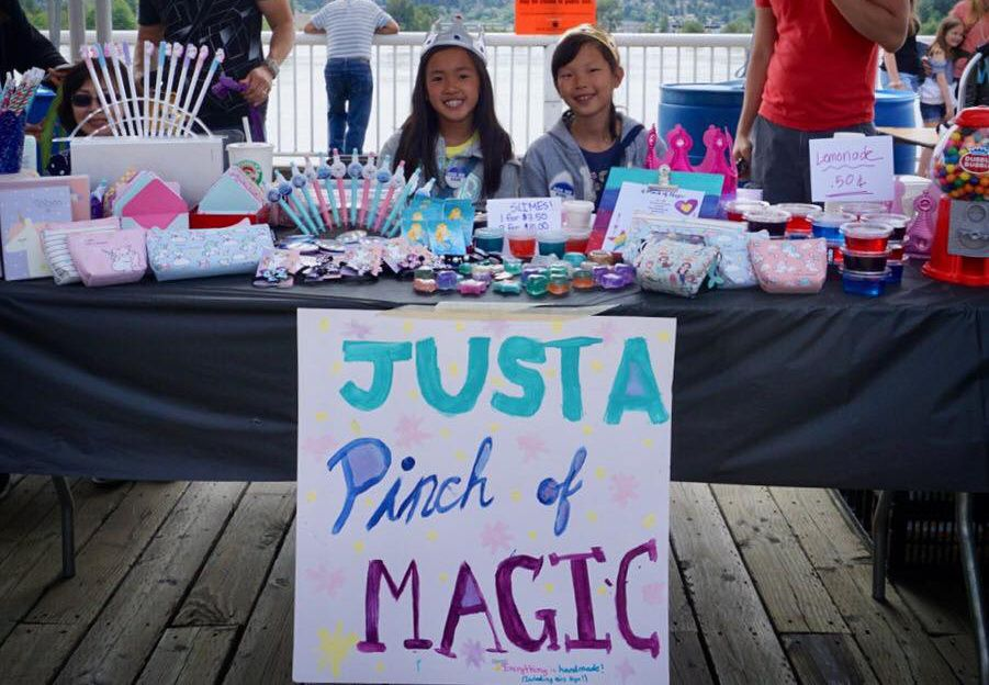 "Just a ""Pinch of Magic"" – KidPreneur Spotlight"